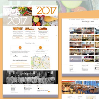 ASPP, site web