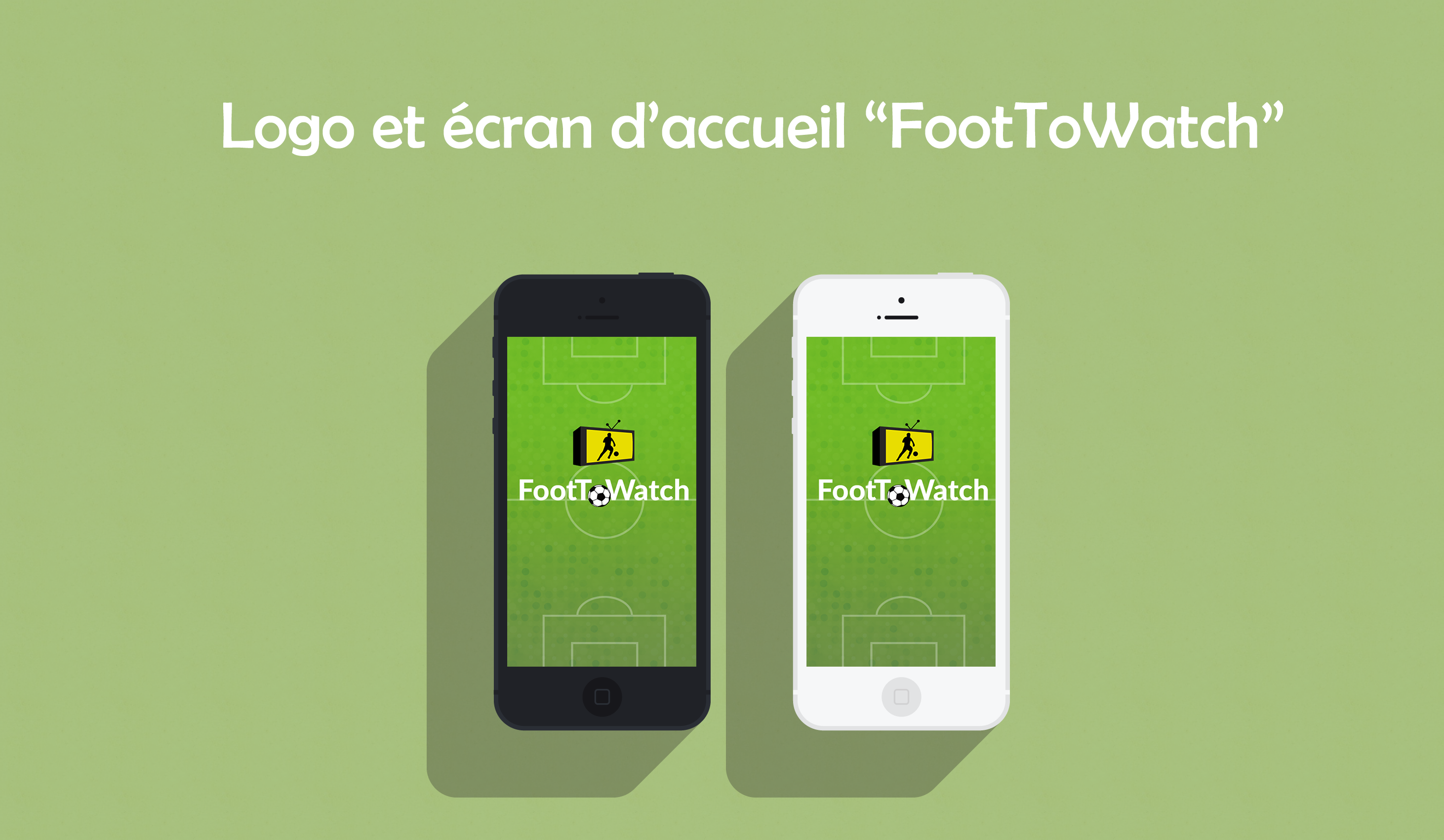 FootToWatch, application mobile
