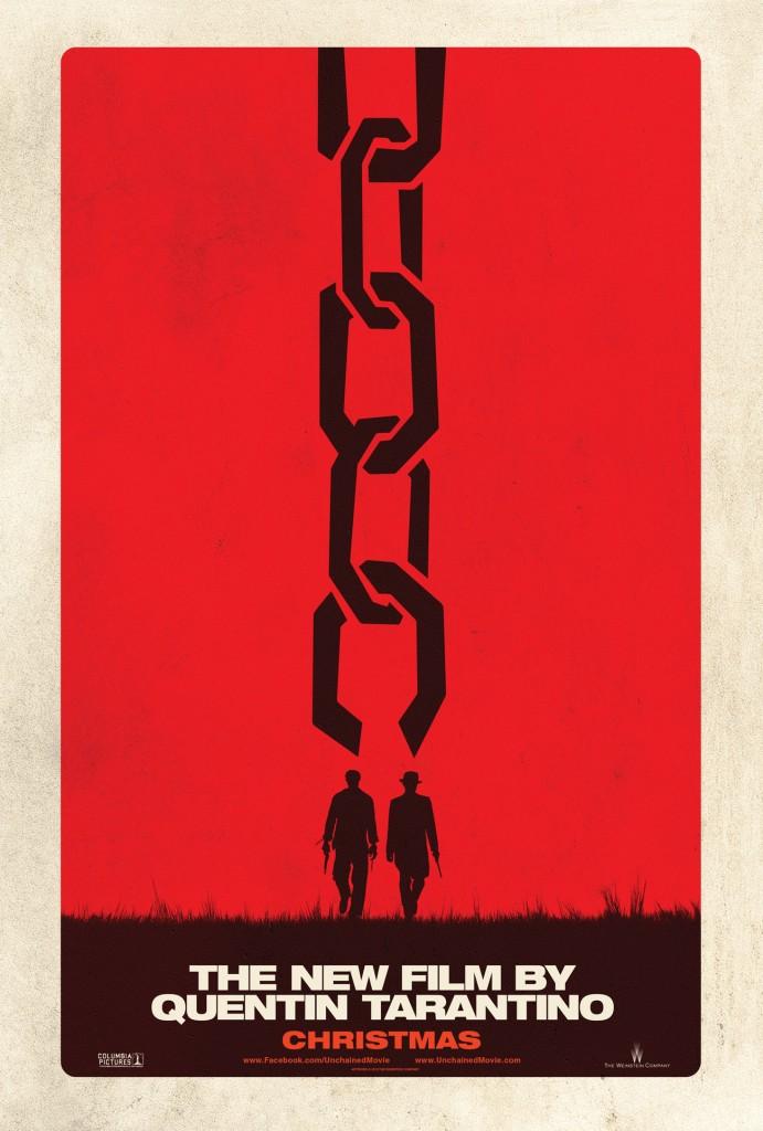 Djang Unchained de Quentin Tarantino