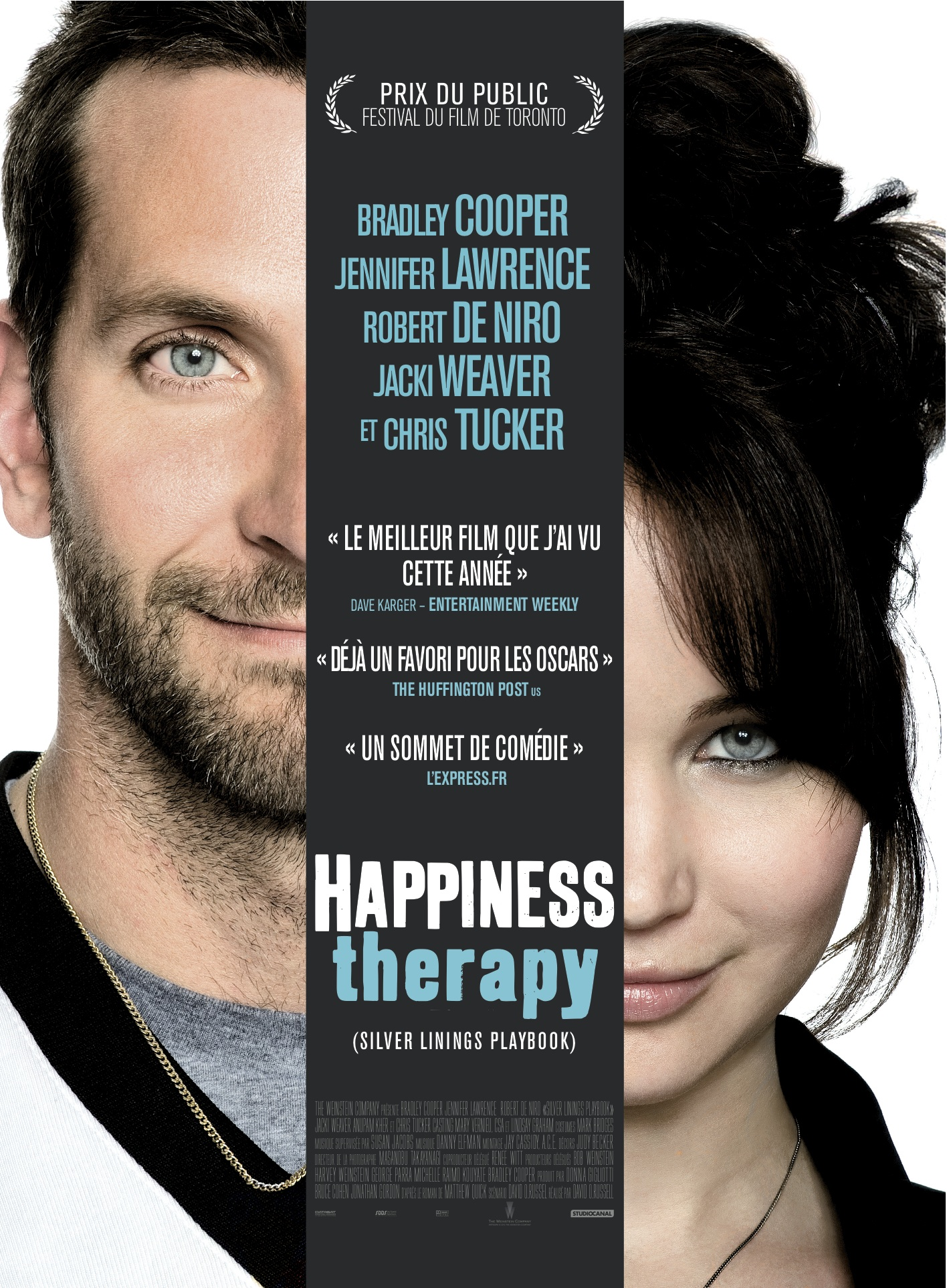 Happiness-Therapy-Affiche // www.sweetberry.fr