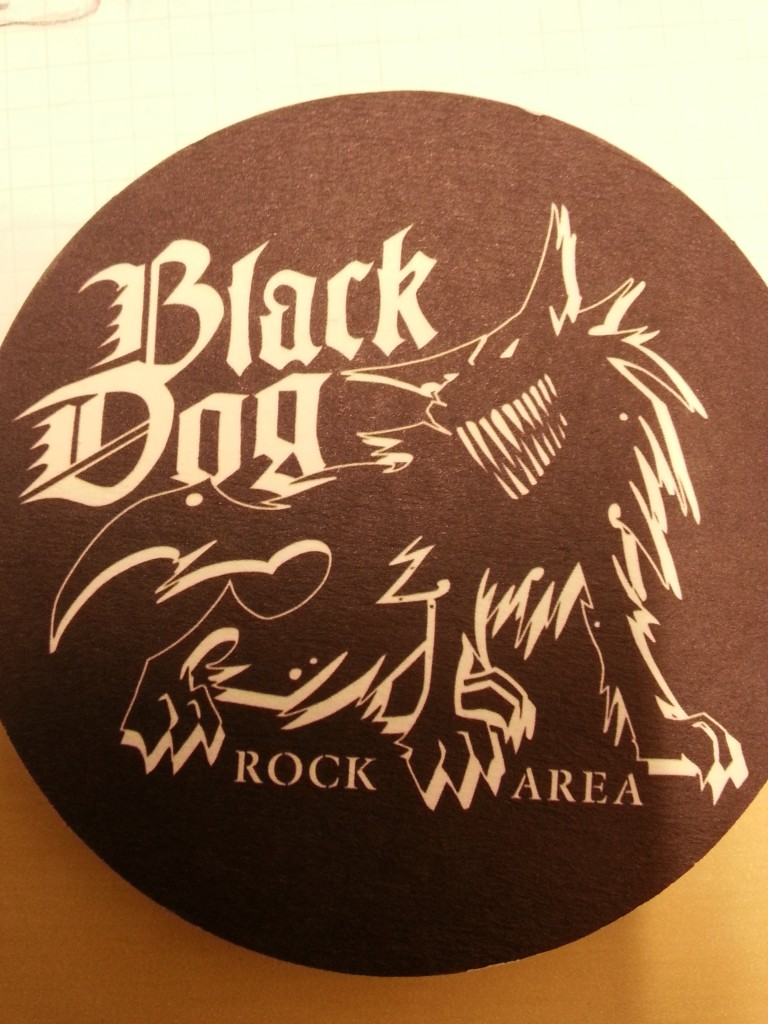 Le black Dog