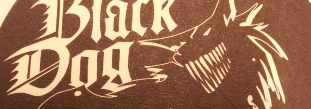 Le Black Dog // www.sweetberry.fr