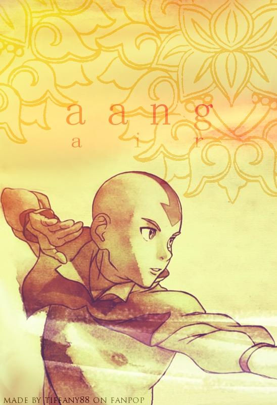 Aang (Le dernier maître de l'air)