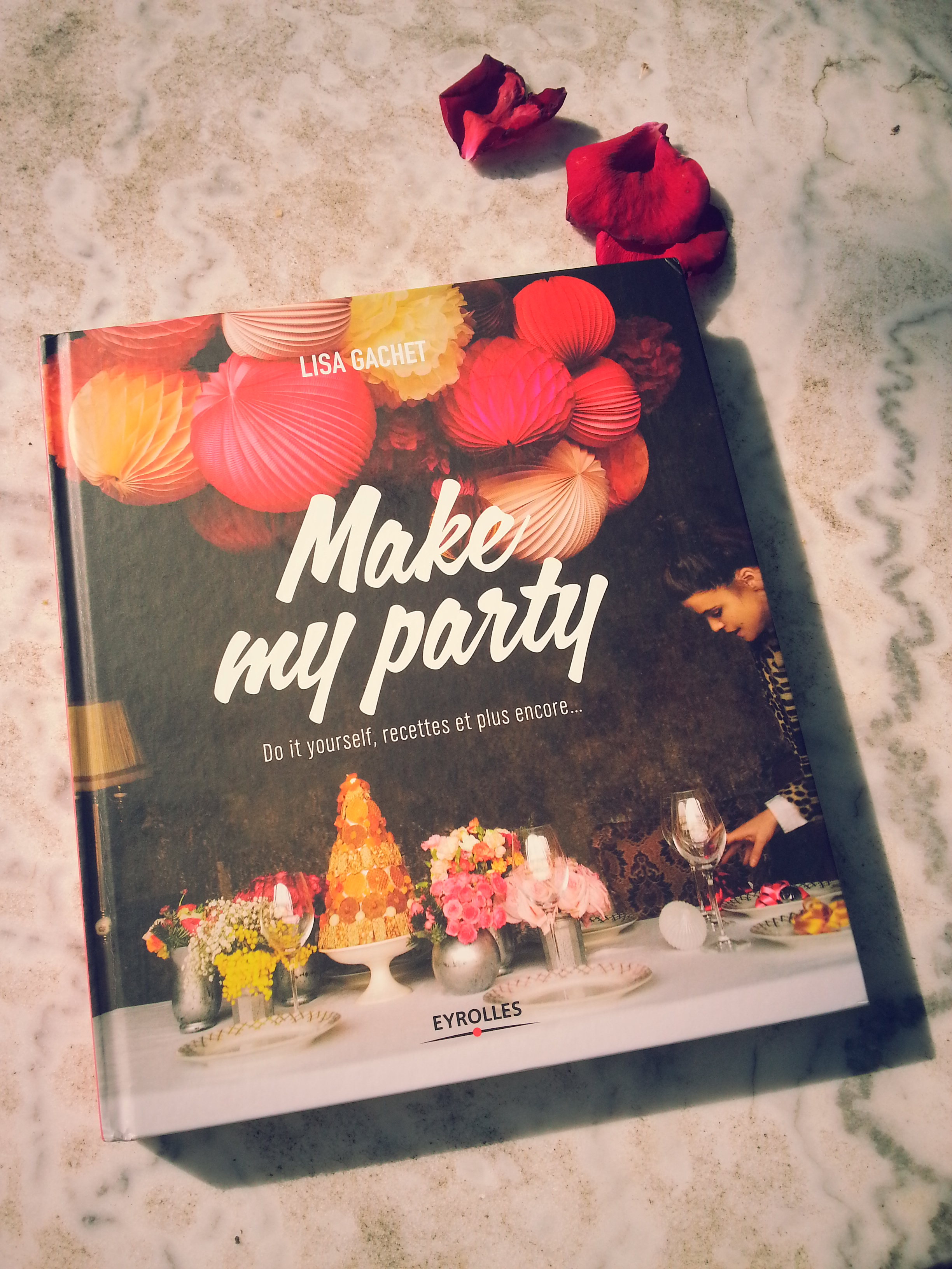 Make my party de Lisa Grachet // www.sweetberry.fr