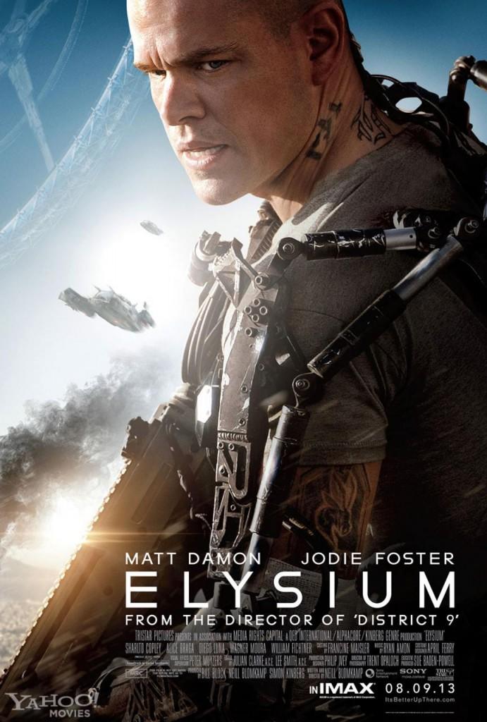 Elysium affiche