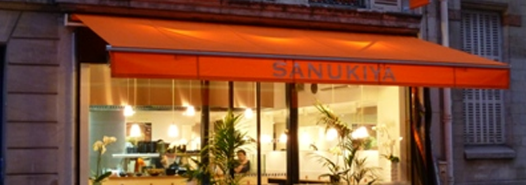 Sanuyika, le resto de udon au bon goût de Japon ! // www.sweetberry.fr