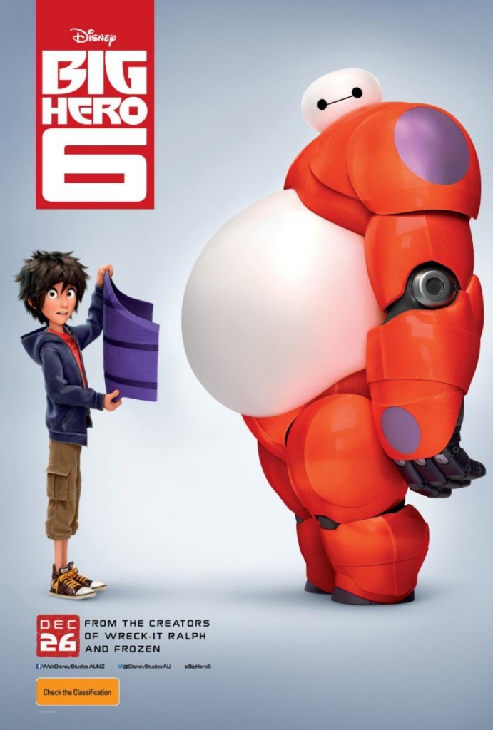 Big hero 6 de Don Hall et Chris Williams