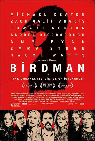 birdman d'Iñaritu