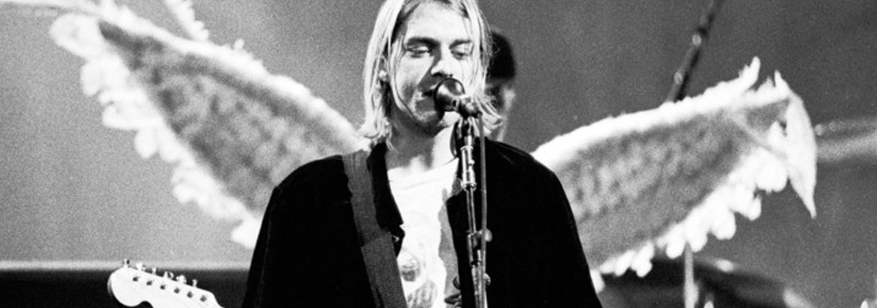Cobain : montage of heck // www.sweetberry.fr
