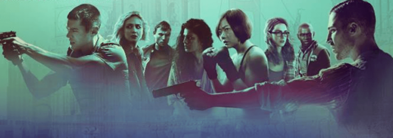Sense8 // www.sweetberry.fr