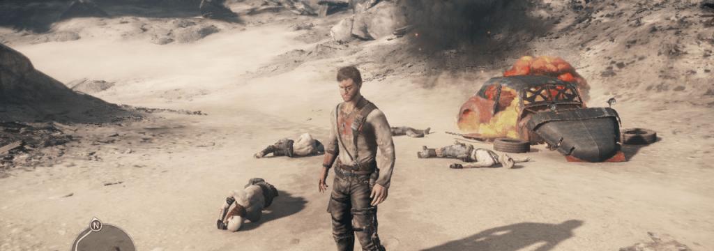 Mon premier massacre