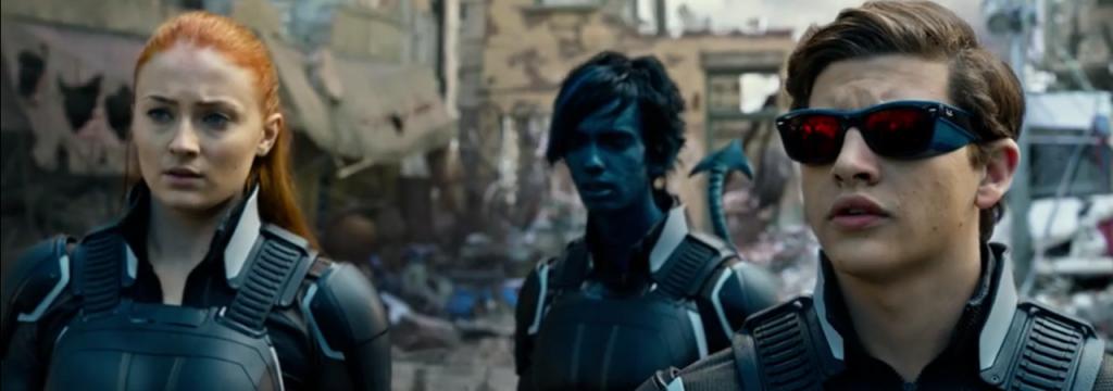 X-men : Apocalypse // www.sweetberry.fr