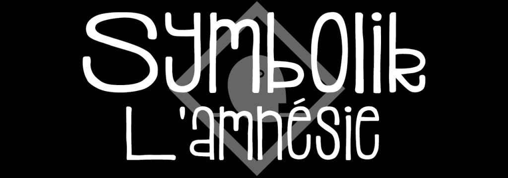 Symbolik – L'amnésie // www.sweetberry.fr