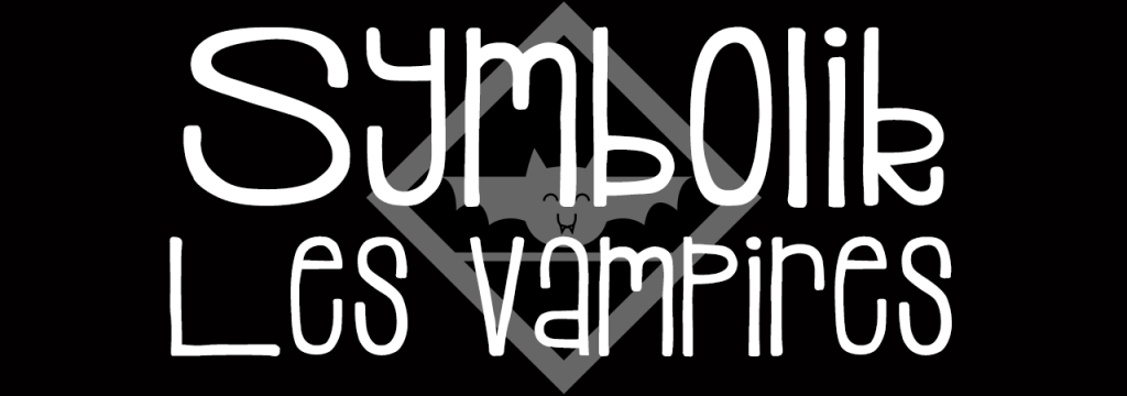Symbolik – Les vampires // www.sweetberry.fr