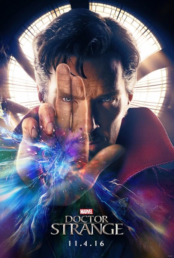 Docteur Strange, poster