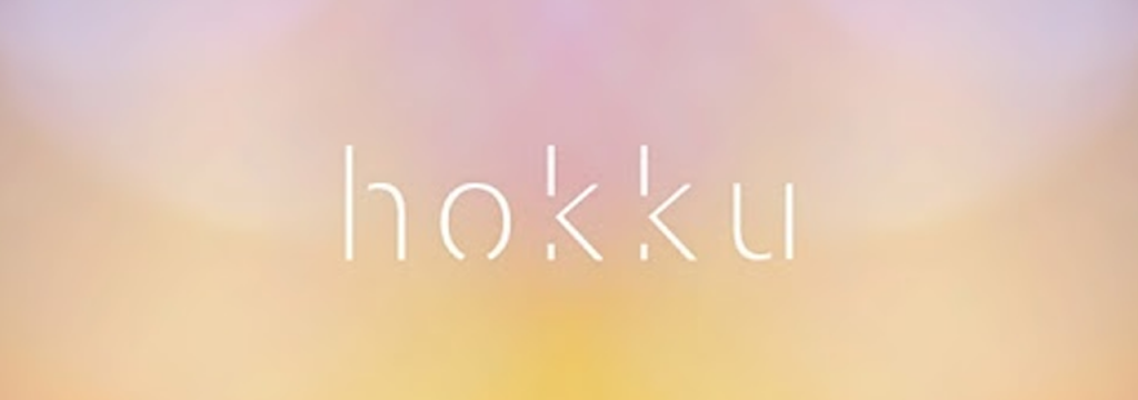 Hokku, projets que j'aime #5 // www.sweetberry.fr