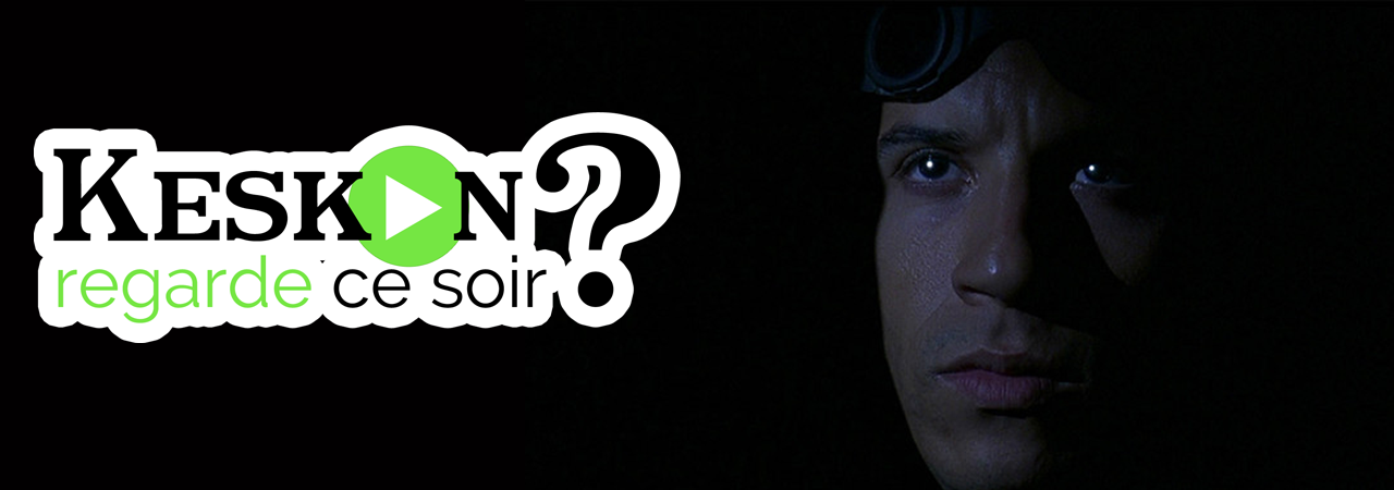 Keskon regarde ce soir – Un film de SF qui se déroule dans le noir // www.sweetberry.fr