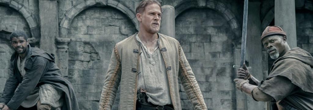 Le roi Arthur, la légende d'Excalibur // www.sweetberry.fr