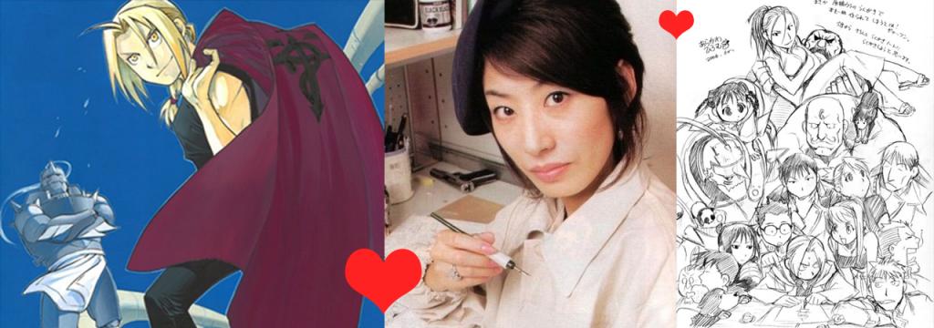 Lettre d'amour à Hiromi Arakawa // www.sweetberry.fr