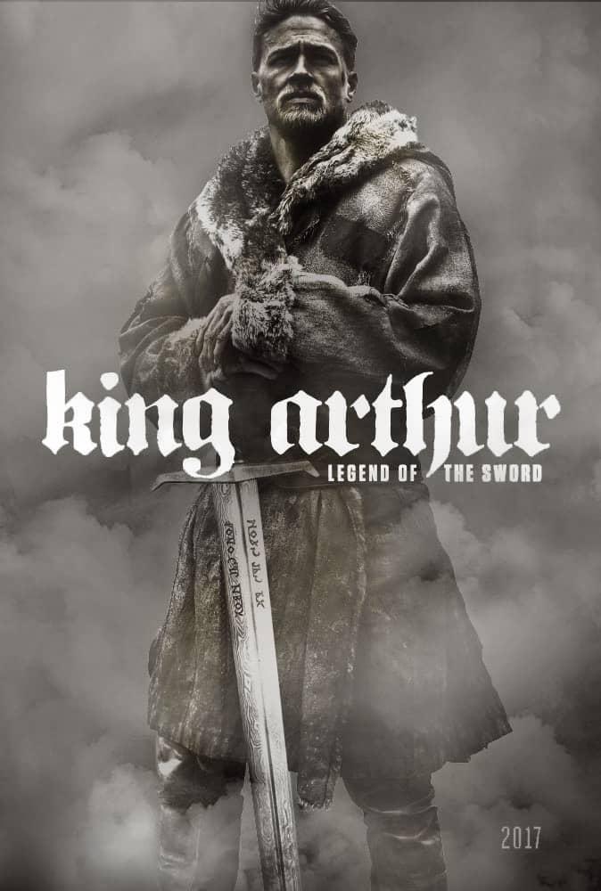 Roi Arthur, la légende d'Excalibur