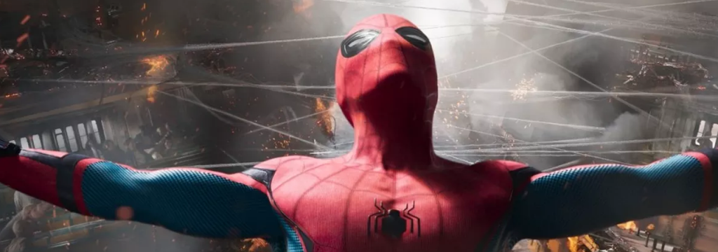 Spider-man : Homecoming // www.sweetberry.fr