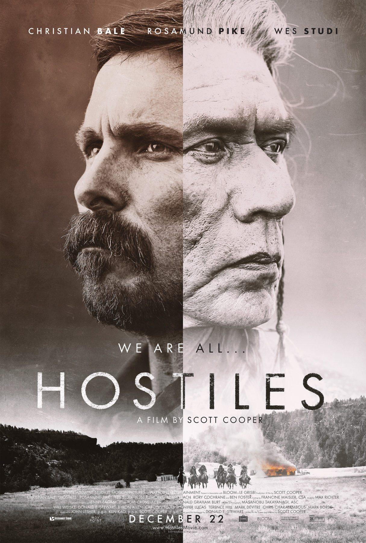 Hostiles de Scott Cooper