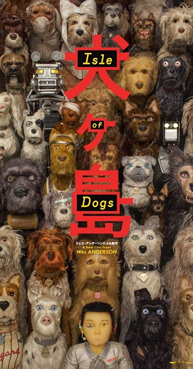 Isle of Dogs de Wes Anderson