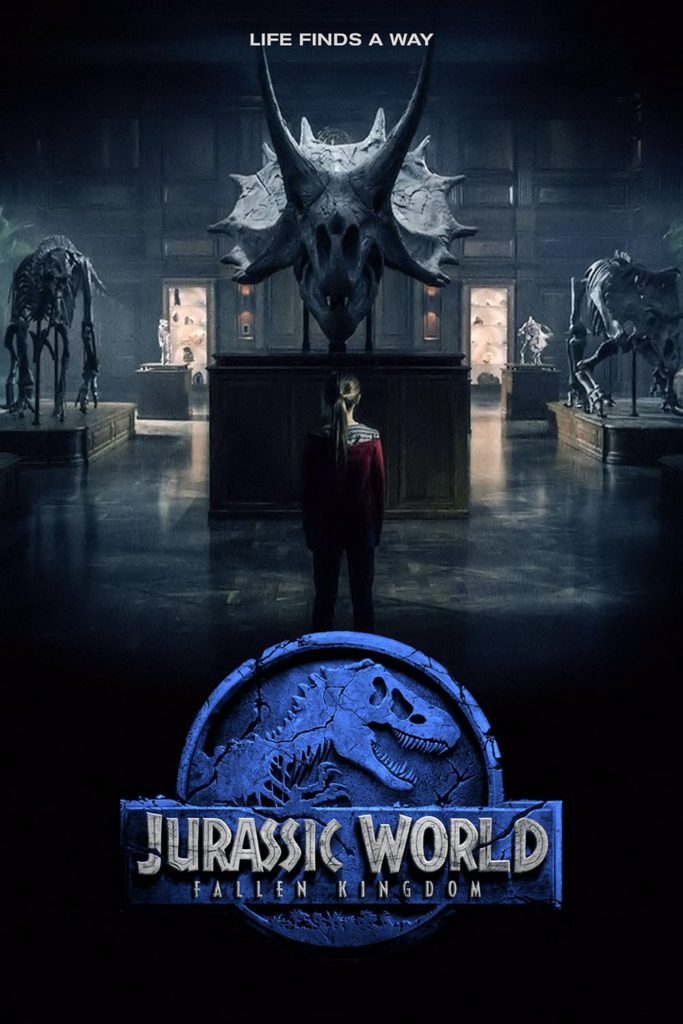 Jurassic World : Fallen Kingdom de J. A. Bayona