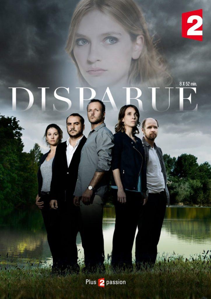 Disparue, série française
