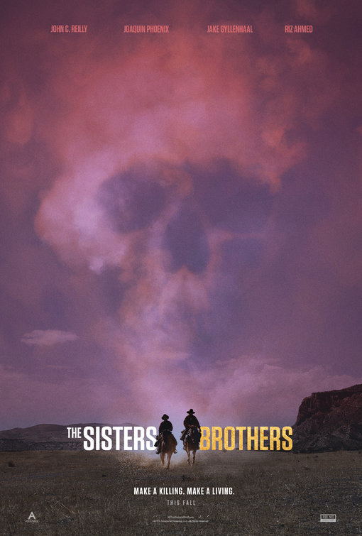 The Sisters Brothers de Jacques Audiard