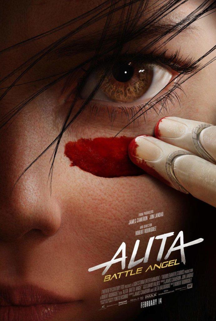 Alita : Battle Angel de Robert Rodriguez