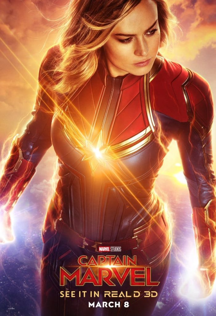 Captain Marvel de Anna Boden et Ryan Fleck