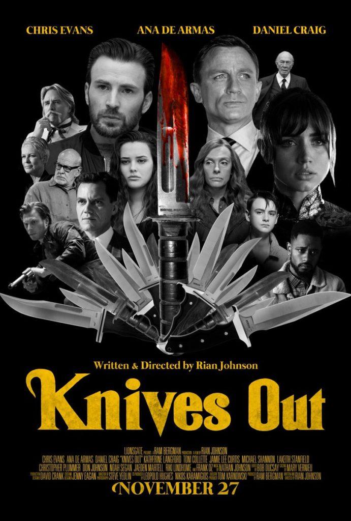 À couteaux tirés de Rian Johnson