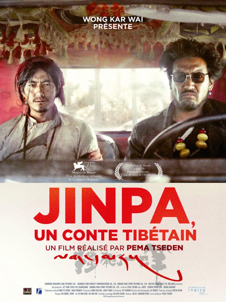 Jinpa, un conte tibétain de Pema Tseden
